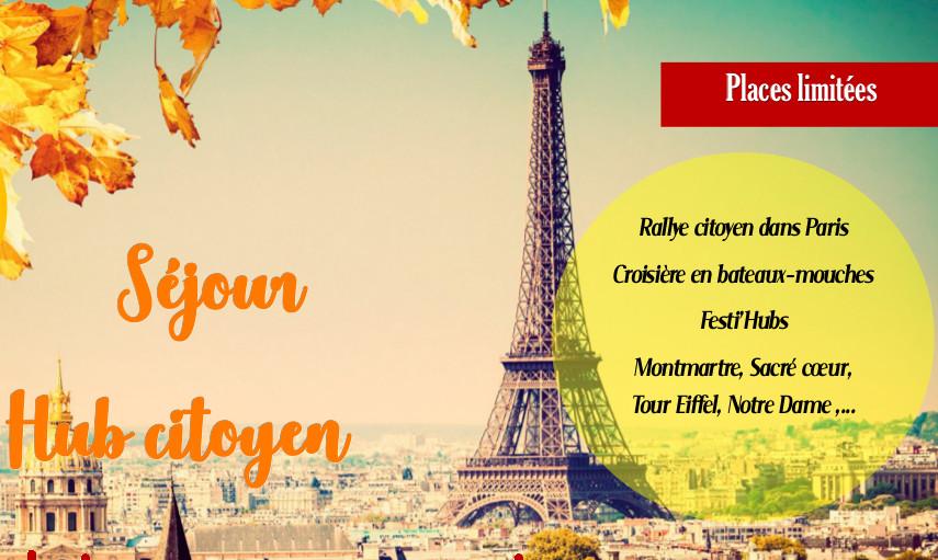 Séjour HUB à Paris