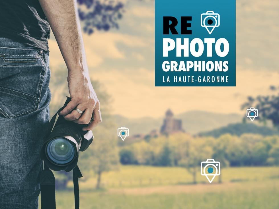 Re-photographions la Haute-Garonne