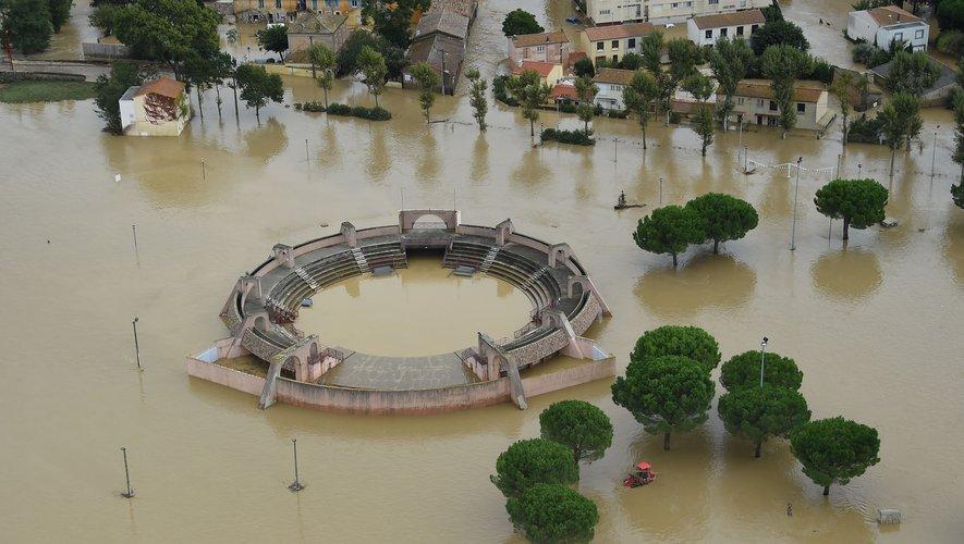 Appel aux dons pour les sinistrés de l'Aude