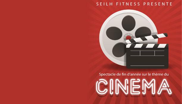 Seilh fitness fête le cinéma